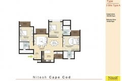 3Bhk-Type-A